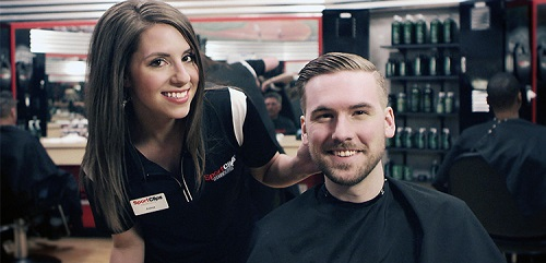 Sport Clips Haircuts of Pittsburgh - Oakland ​ stylist hair cut